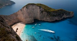 Sail around Zakynthos with A Yacht Charter Greece
