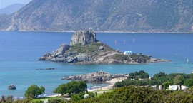 Sailing destination - the island of Kos