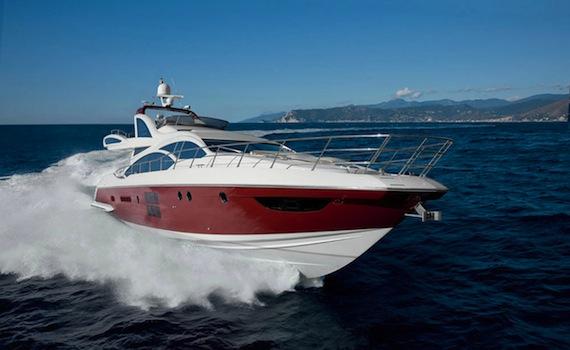 Charter a Motor Yacht in Greece - Greek Vacations Aboard